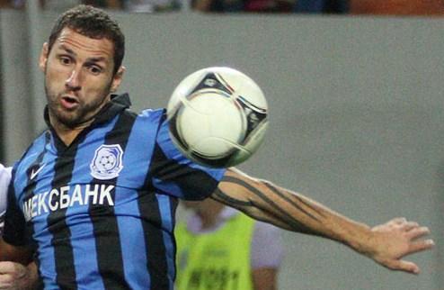 Победа Черноморца и первый гол Бурдужана в чемпионате
