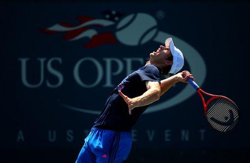 US Open. Маррей выигрывает битву у Лопеса