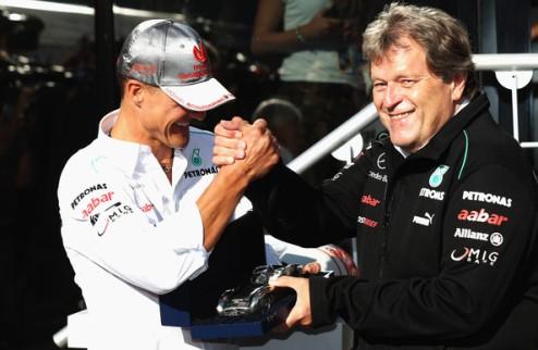 Формула-1. Судьба Шумахера решится в октябре