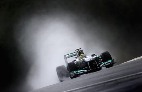 Формула-1. Росберг не верит в успех