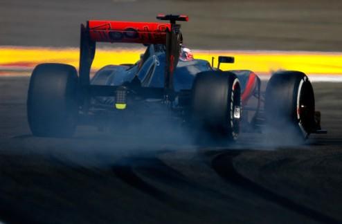 Формула-1. Гран-при Бельгии. Победа Баттона, подиум Феттеля, невезение Алонсо и Хэмилтона