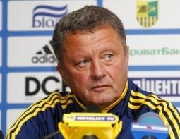 """Маркевич: """"Мы не восстановились после непростых матчей"""""""