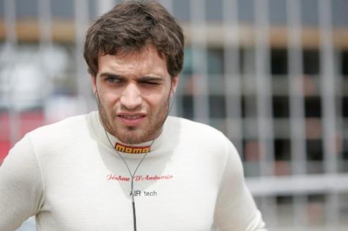Формула-1. Д'Амброзио может подменить Грожана