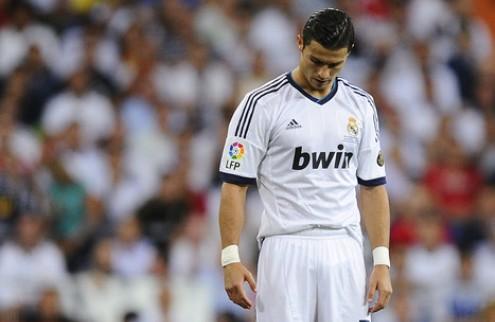 Роналду хочет покинуть Реал?