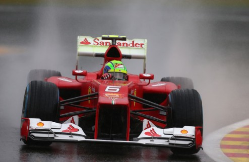 Формула-1. Будущее Массы в Феррари решится в заключительных гонках сезона