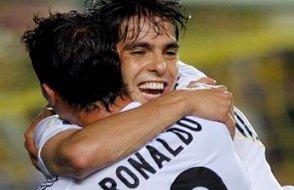 Кака: команда поддерживает Роналду
