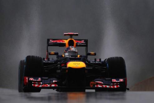 Формула-1. Феттель доволен гонкой в Бельгии