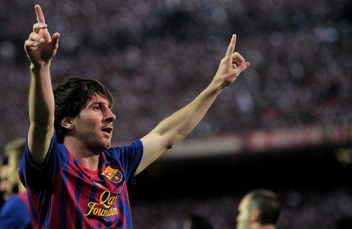 Барселона: вечный контракт для Месси