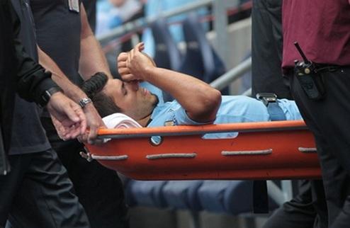 Агуэро надеется сыграть с Реалом