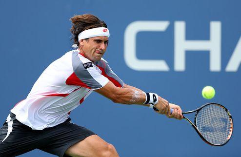 US Open. Феррер переиграл Гаске