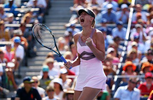 US Open. Шарапова уступает Азаренко дорогу в первый финал