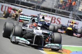 Формула-1. Проблемы Шумахера с коробкой передач устранены
