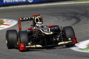 Формула-1. Райкконен не считает Лотус фаворитом Гран-при Италии