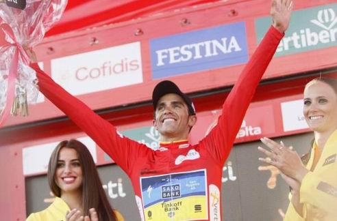 """Велоспорт. Контадор: """"Тур де Франс-2013? Все возможно"""""""
