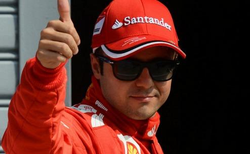 Формула-1. Масса нацелен на победу