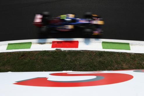 Формула-1. Гран-при Италии. Как это было