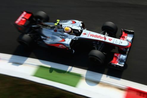 Формула-1. Гран-при Италии. Уверенная победа Хэмилтона, невероятный прорыв Переса