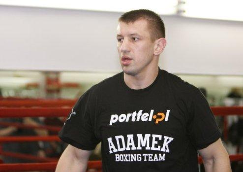 Адамек выйдет на ринг 22 декабря