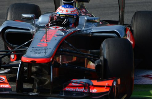 Формула-1. Баттон не теряет надежд на чемпионство