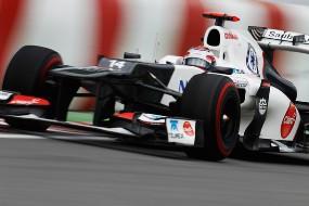 Формула-1. Кобаяси: чудесный день для нашей команды