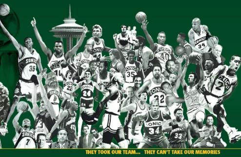 Ждем возвращения НБА в Сиэтл