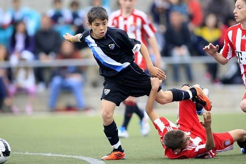 Барселона подпишет таланта Малаги