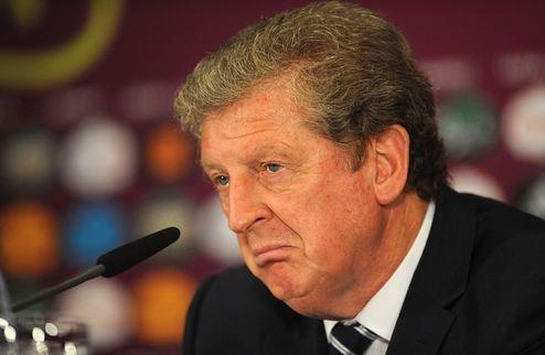 Ходжсон боялся, что Уолкотт заразит всю сборную Англии
