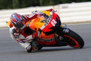 MotoGP. Ри осваивается на новом байке
