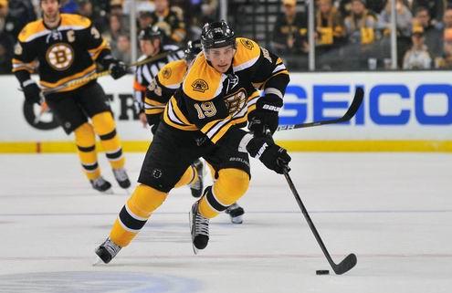 НХЛ. Бостон: шестилетний контракт Сегина