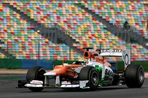 Формула-1. Разия доволен тестами с Форс Индией
