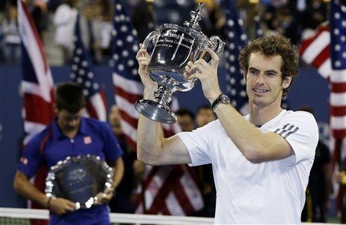 Мужской финал US Open смотрели более 16 миллионов зрителей