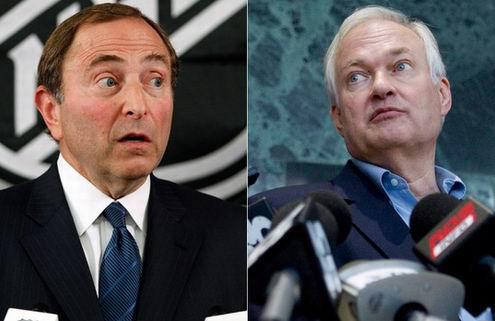 НХЛ. Лига + Профсоюз = жадность, глупость и лицемерие