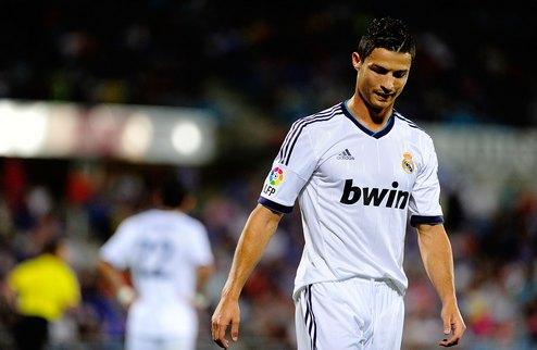 """Кальдерон: """"Если Роналду несчастлив, он должен покинуть Реал"""""""