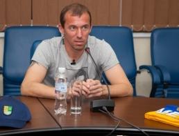 """Горяинов: """"Я считаю, что Денчук бы вполне мог играть в основе"""""""