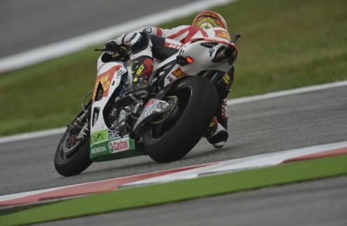 MotoGP. Гран-при Сан-Марино. Баутиста — быстрейший в третьей практике