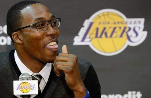 НБА. Ховард пропустит начало предсезонной подготовки