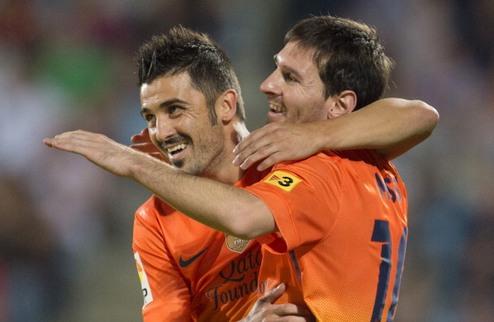 Барселона громит Хетафе, Валенсия побеждает Сельту + ВИДЕО