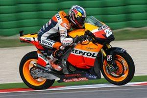 """MotoGP. Педроса: """"Важно было попасть на первый ряд стартового поля"""""""