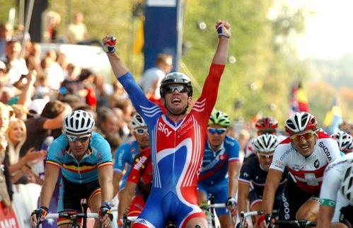 Велоспорт. Программа чемпионата мира в Лимбурге