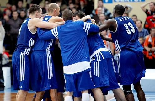 БК Одесса добывает вторую победу на турнире в Латвии