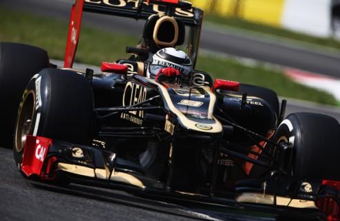 Формула-1. Лотус привезет в Сингапур ряд обновлений
