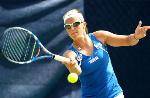 Квебек (WTA). Первый трофей Флипкенс