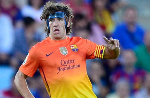 Барселона подтверждает травму Пуйоля