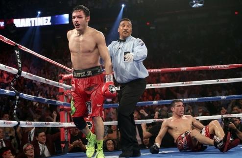 """Советник Мартинеса: """"В 12-м раунде я понял, что зря не надел памперсы"""""""