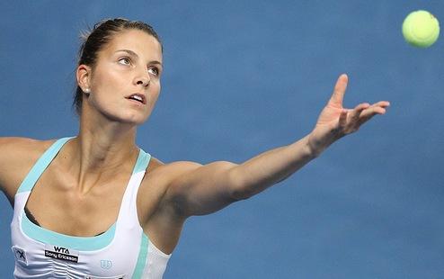 Гуанчжоу (WTA). Легкая прогулка Робсон, успехи Минеллы и Схеперс