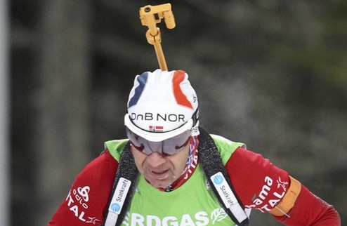 Биатлон. Бергер и Бьорндален доминируют на чемпионате Норвегии