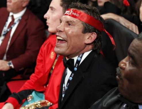 """Чавес-старший: """"Сын показал против Мартинеса только 40 процентов"""""""
