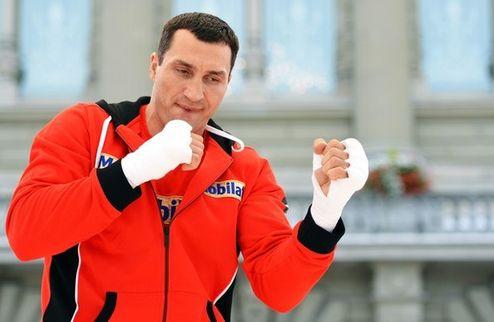 Владимир Кличко нацелился на Олимпийское золото