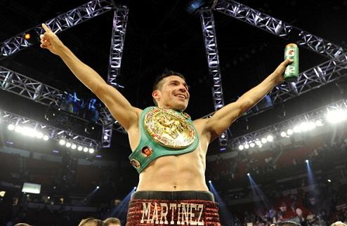 Мартинес вернется в ринг в мае?