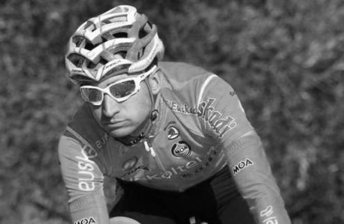 Велогонщик Виктор Кабедо погиб во время тренировки